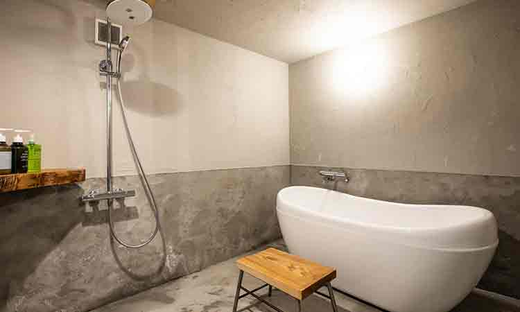 Recept & Shower 写真5